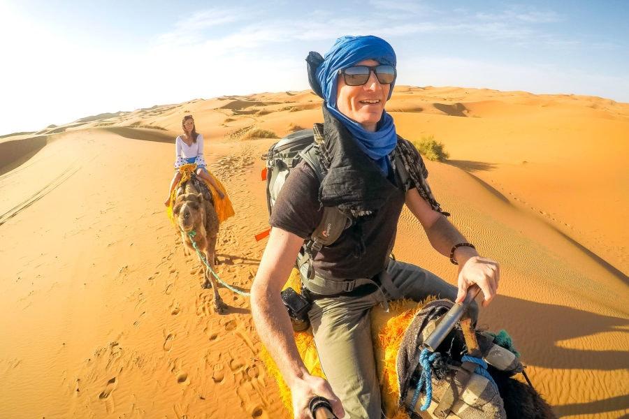 Digital Nomads in the Desert