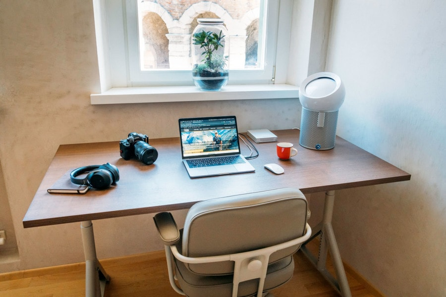 Digital Nomad Office Space
