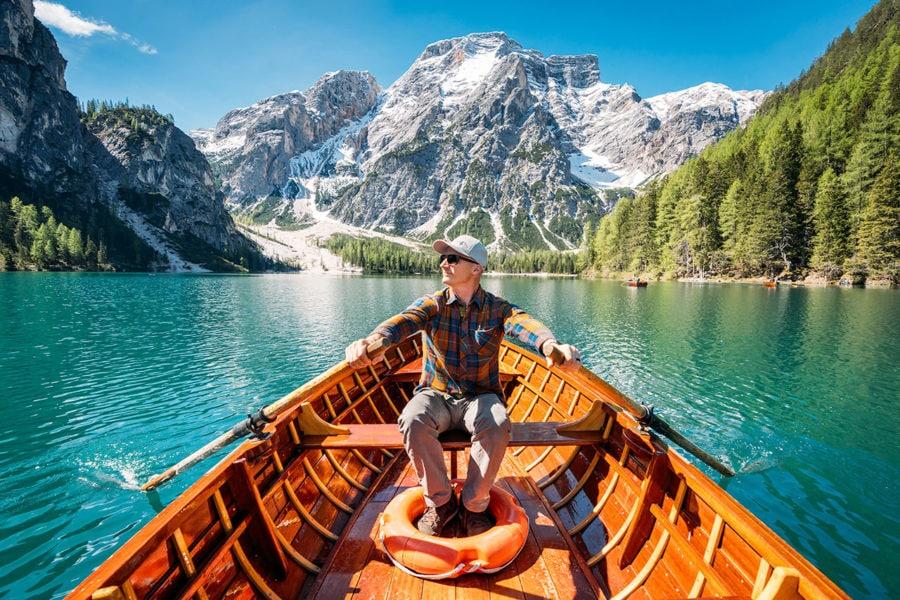 Lago di Braies Boat Rentals