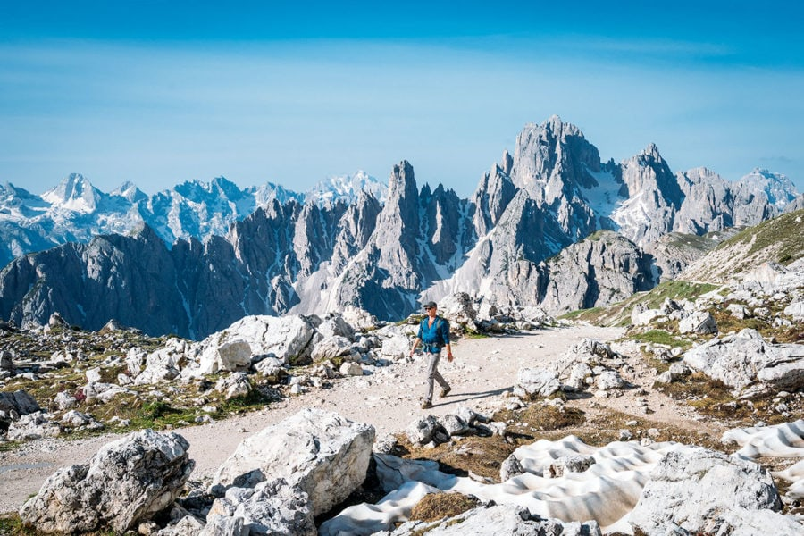 Tre Cime Hiking Trail