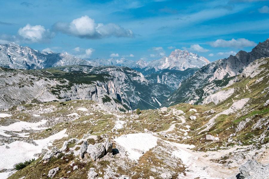 Italian Dolomites Views