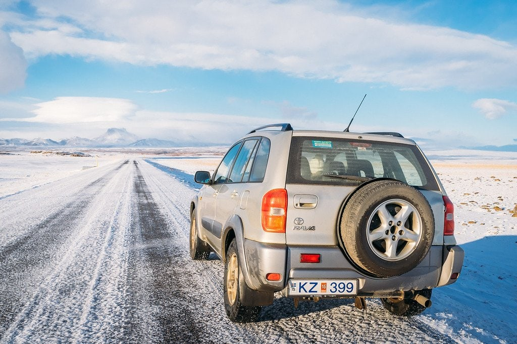 Iceland Car Rental Advice
