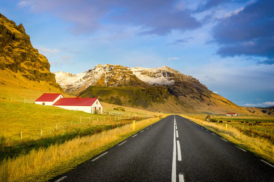 Tips For Driving in Iceland