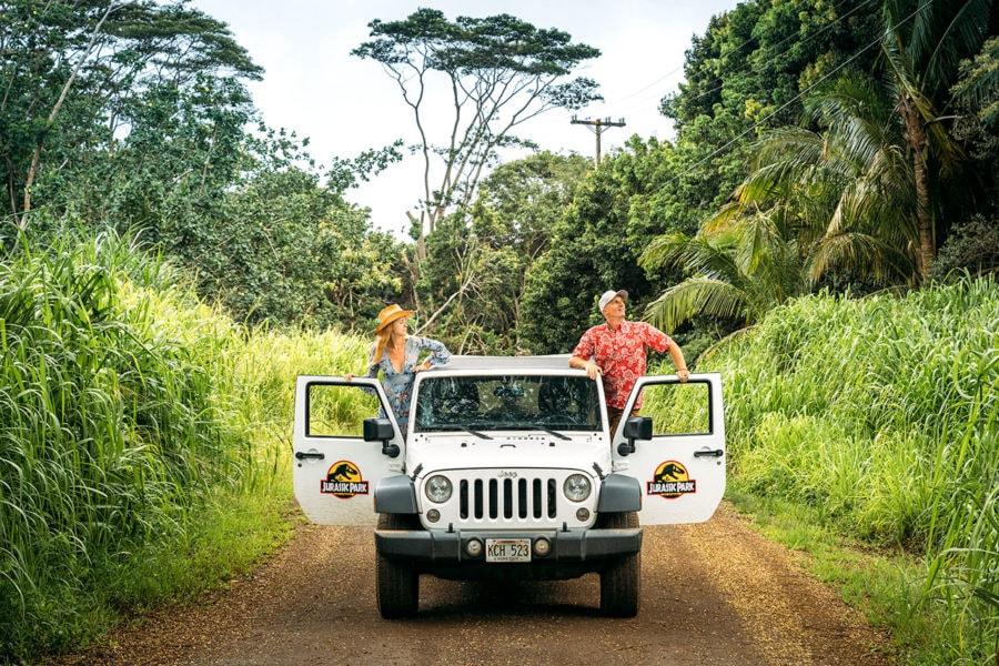 Getting Around Kauai Hawaii