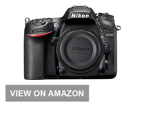 Nikon D7200 Travel Camera