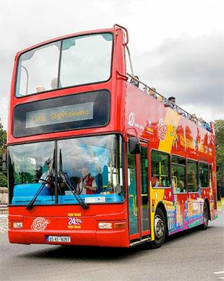 Bus Tour Dublin