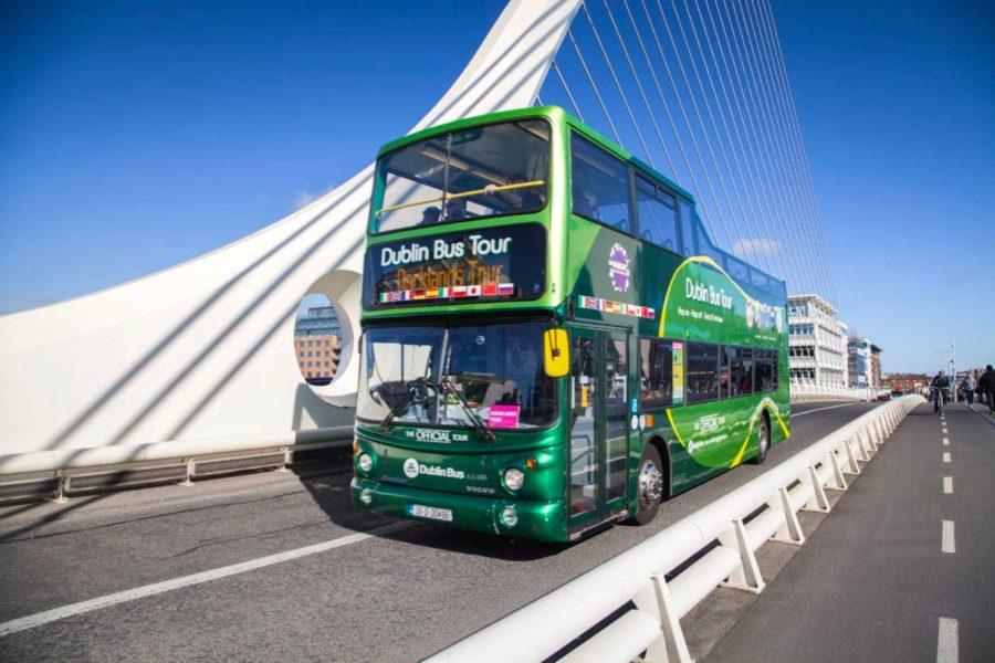 Dublin Things To Do: Bus Tour