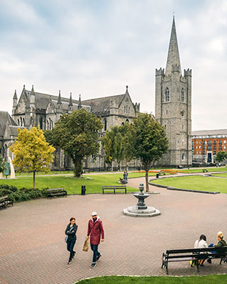 Dublin Cathedral Tour