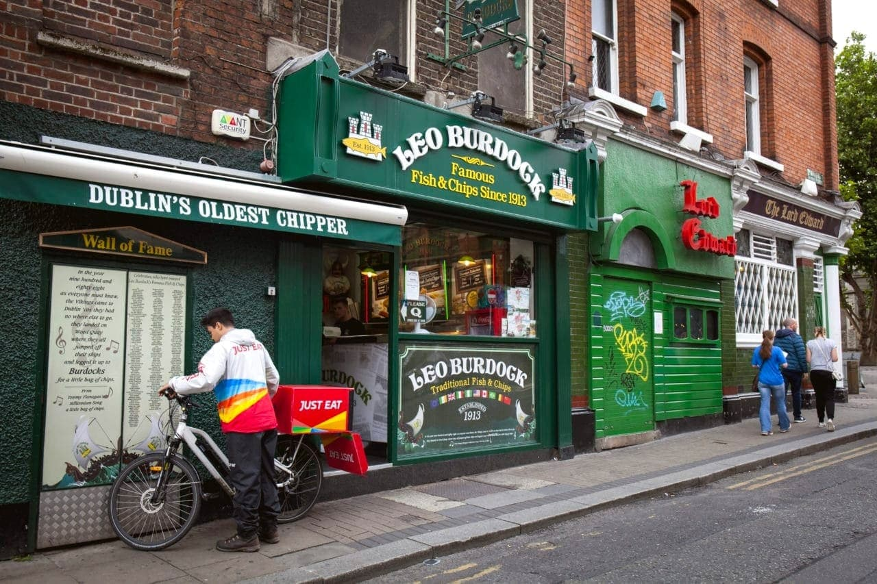 Things To Do In Dublin: Fish and Chips