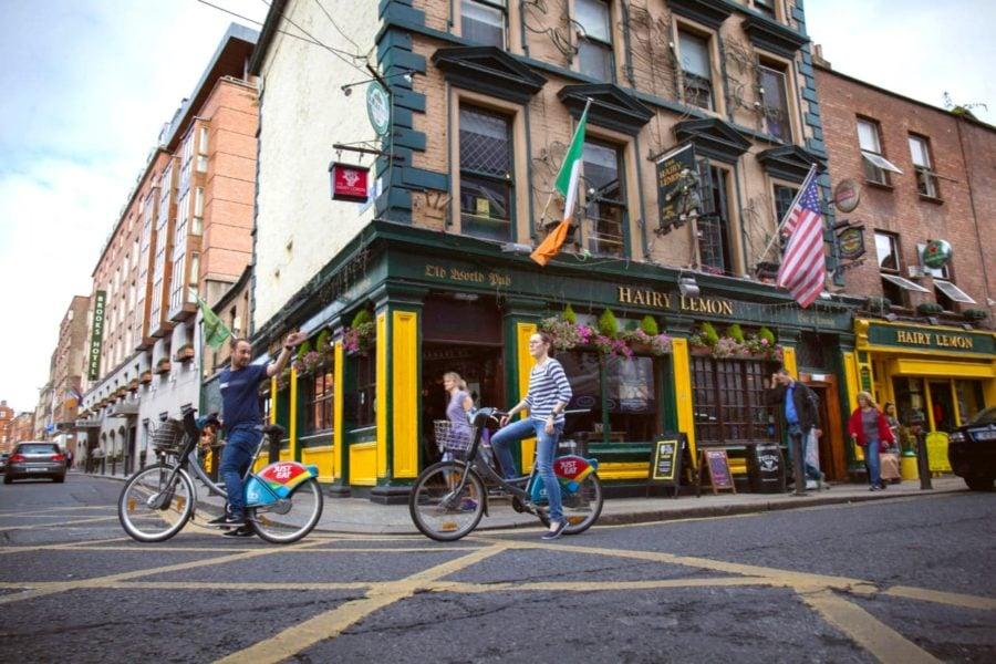 Popular Bar in Dublin