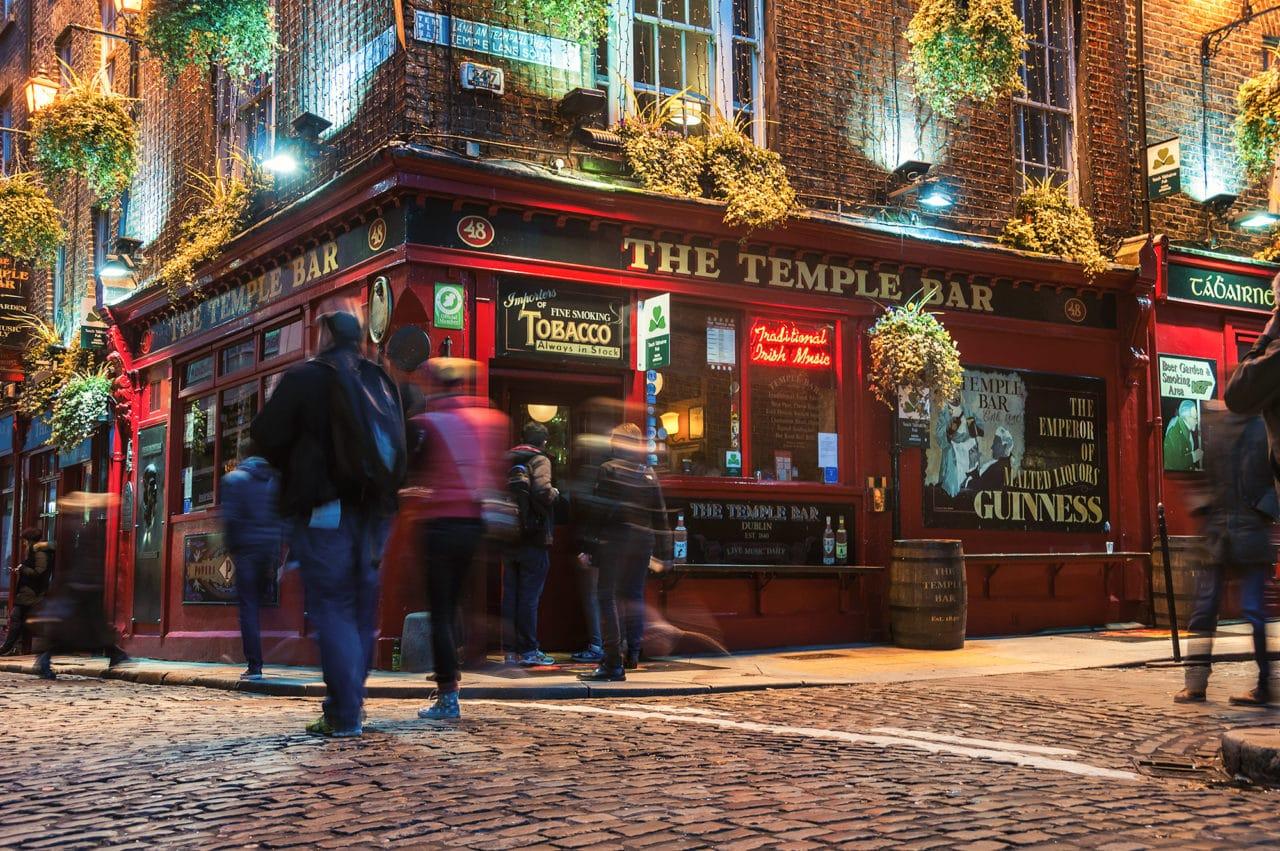 Dublin Things To Do: Temple Bar