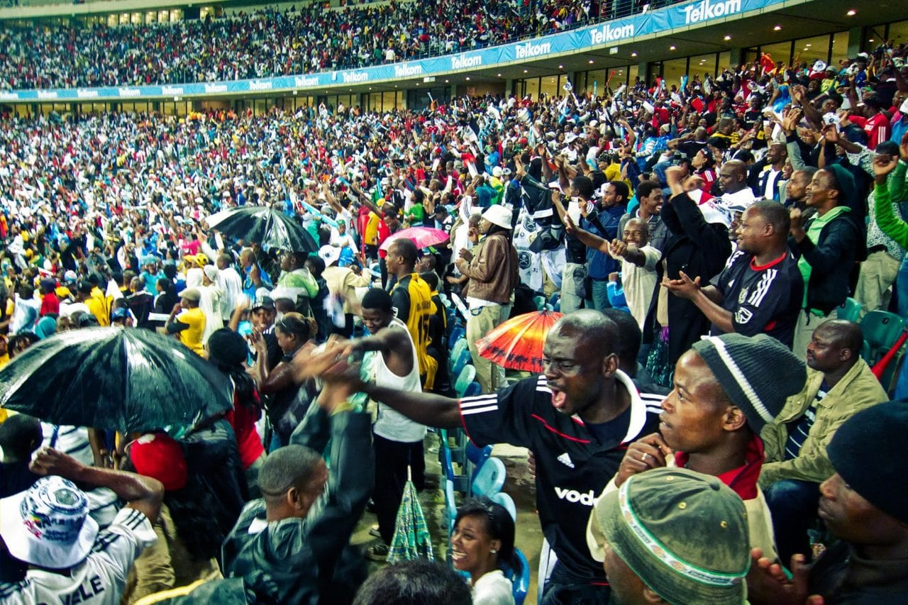 Crowd Party Durban South Africa