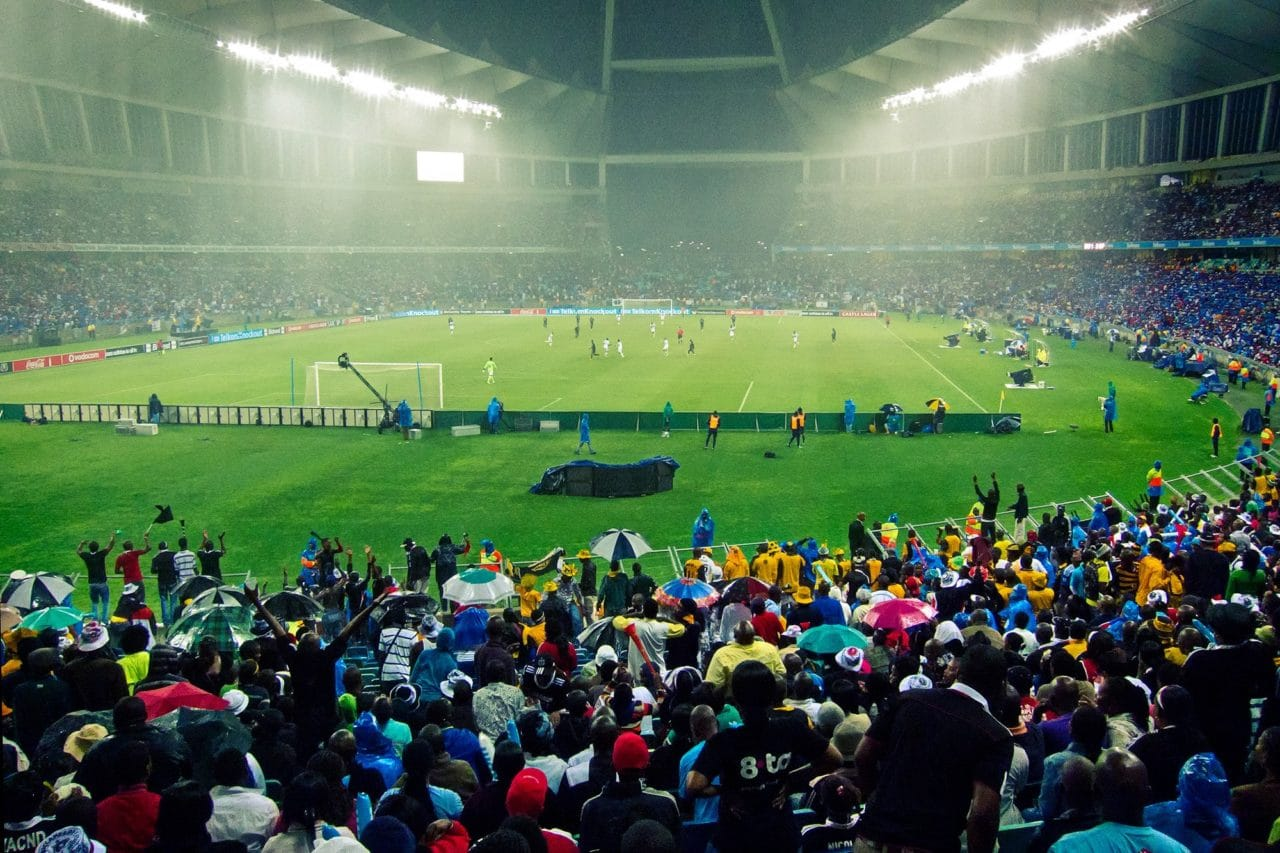Football Match Durban South Africa