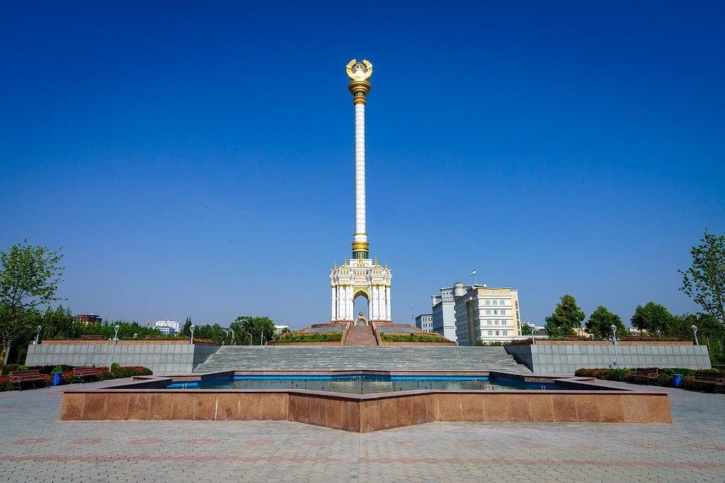 Dushanbe Monument