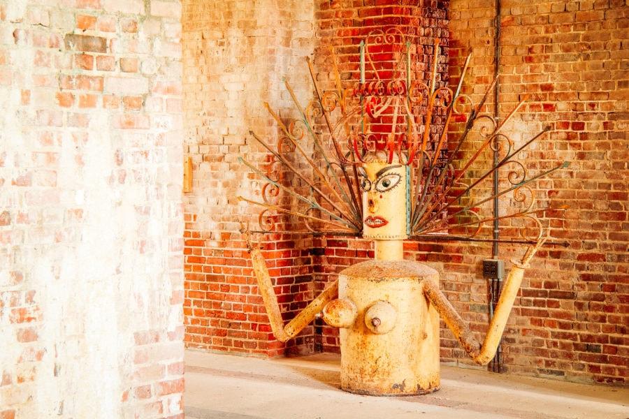 East Martello Art Exhibit