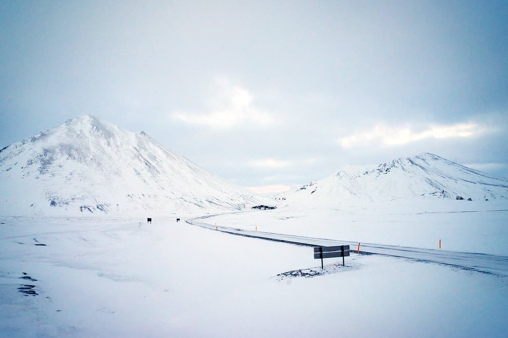 Winter Driving Tips in Iceland