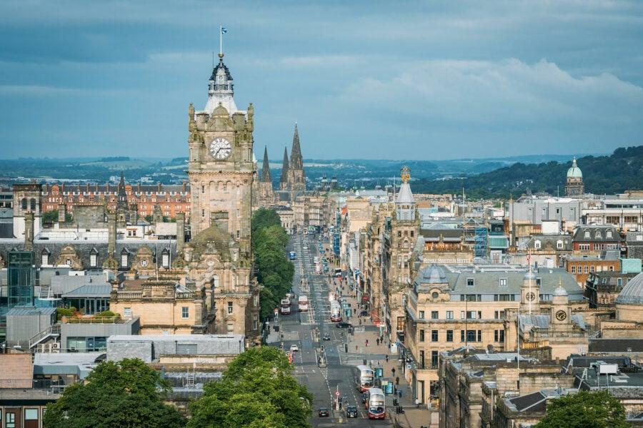 What to Do in Edinburgh, Scotland
