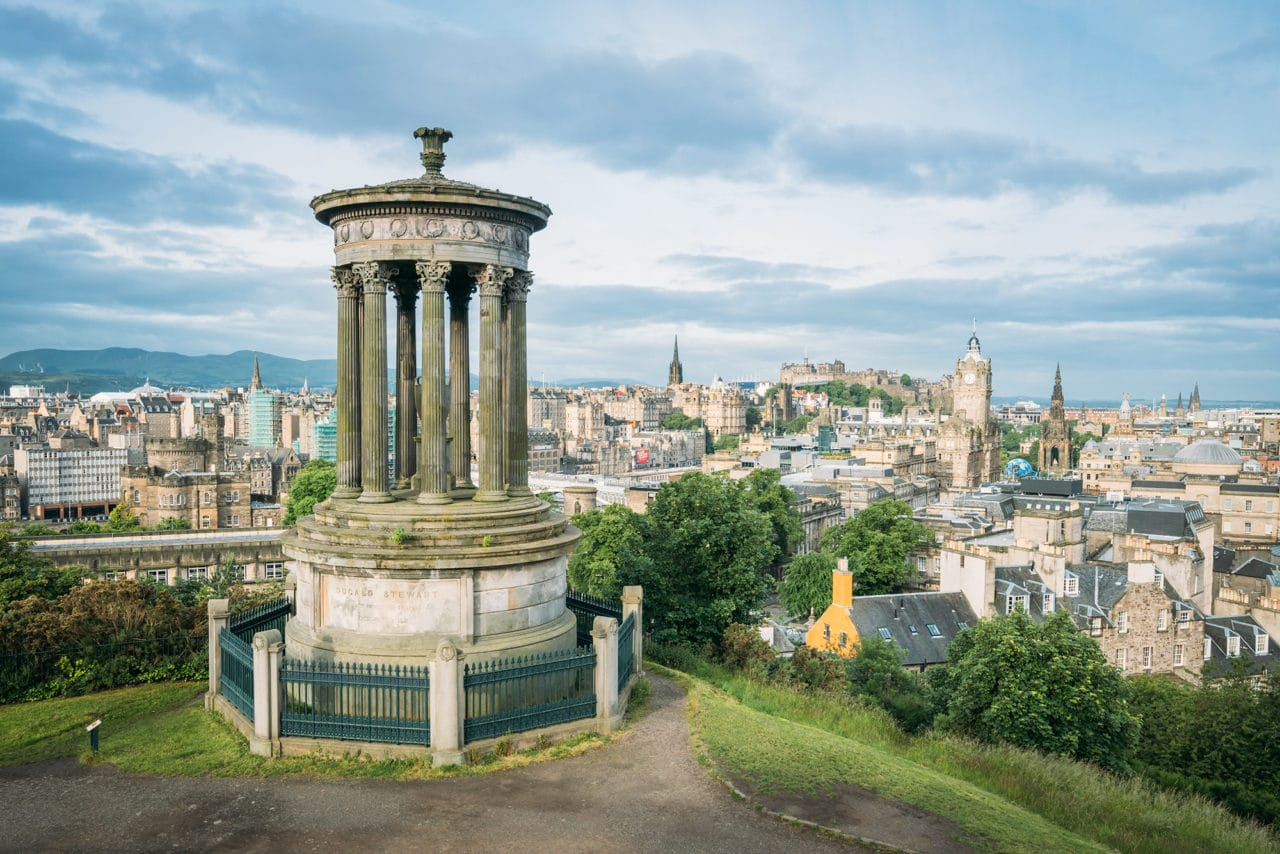Cool Things to do in Edinburgh