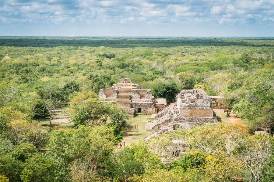 Ek Balam Yucatan Ruins