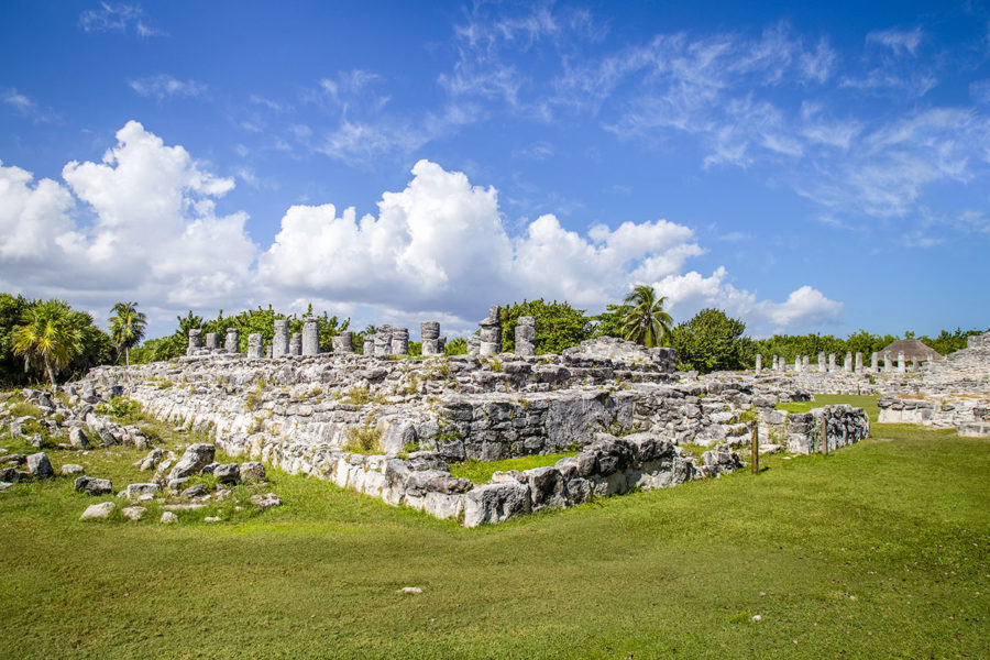 El Rey Ruins Cancun