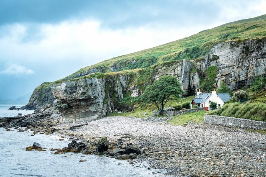 Elgol Beach Isle of Skye