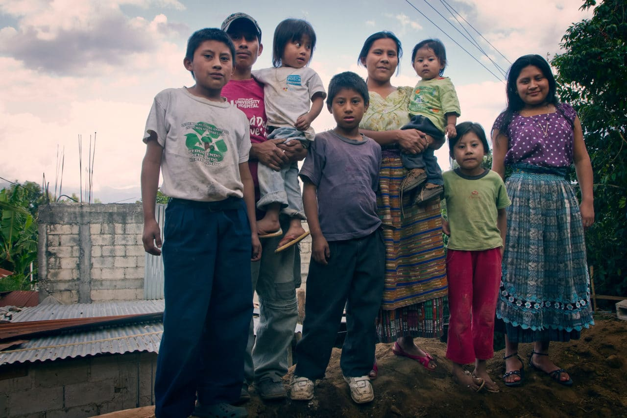 Helping a Guatemalan Family