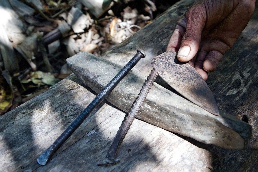 Esteli Nicaragua Carving Tools