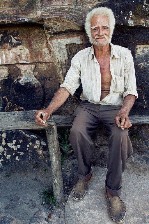 Esteli Nicaragua Alberto the Hermit