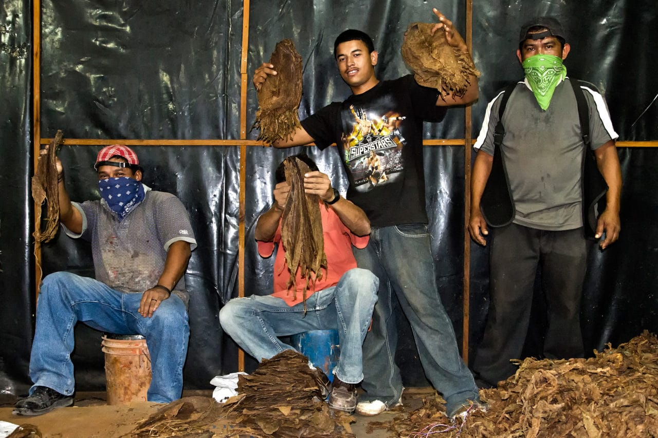 Esteli Nicaragua Cigar Workers