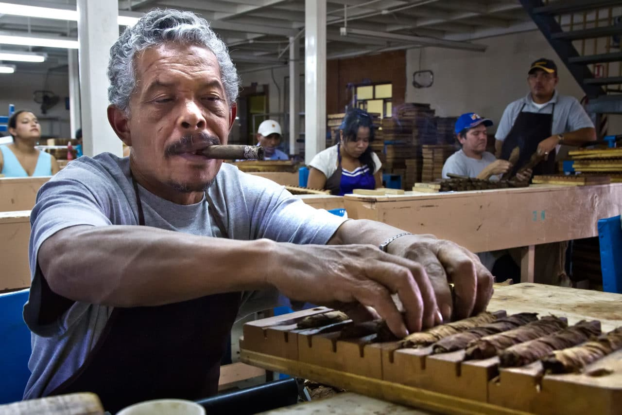 Esteli Nicaragua Cigar Press