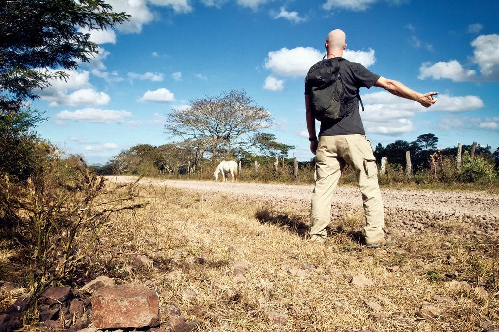Esteli Nicaragua Hitchhiking
