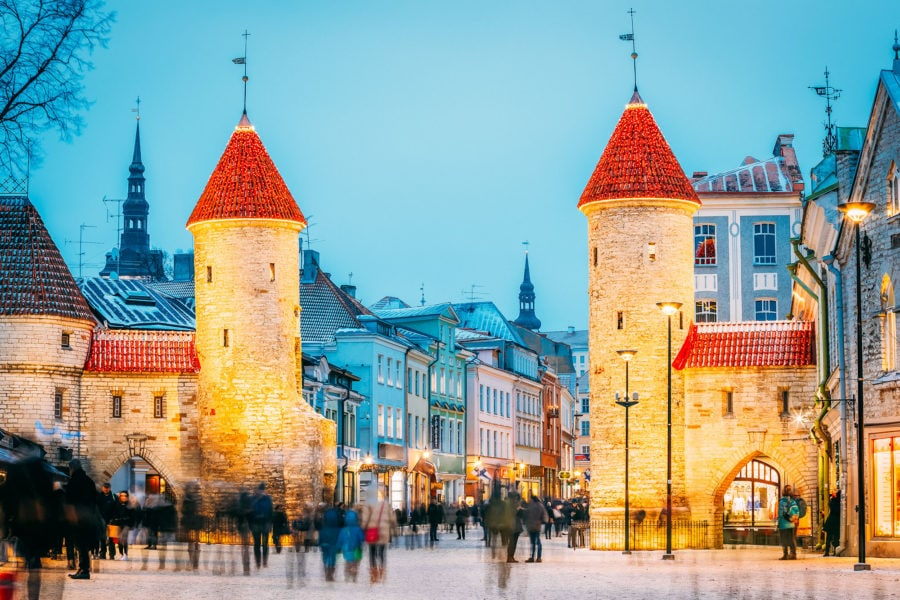 Work Remotely in Estonia with a Visa