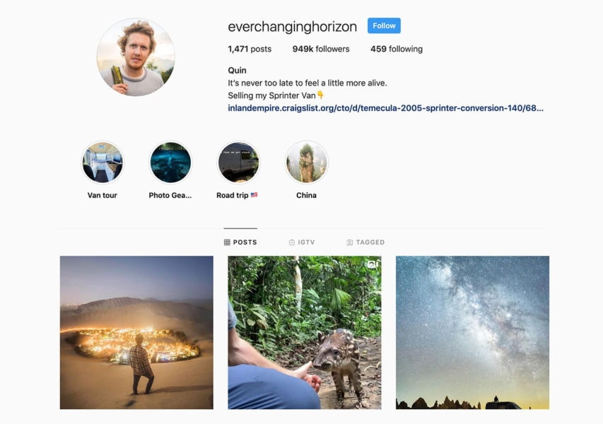 25 Awesome Instagram Travel Photographers You Need To Follow