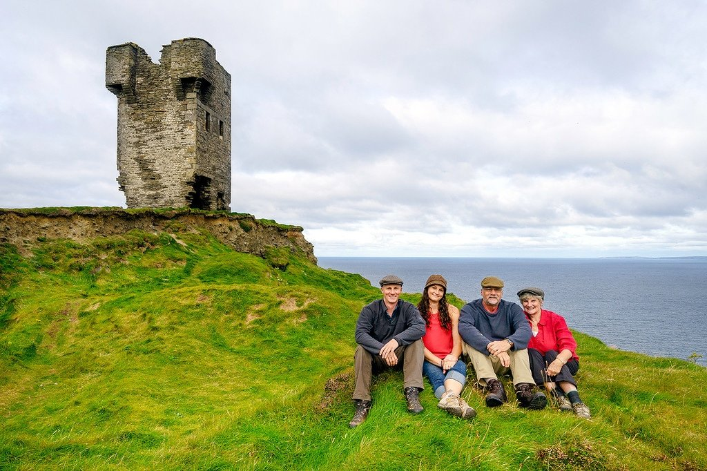 Genealogy in Ireland