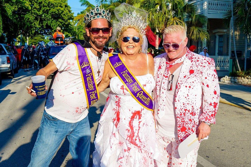 Fantasy Fest Queen