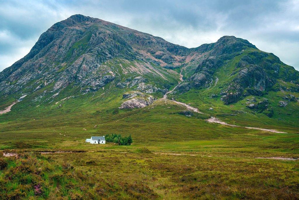 Scottish Highlands House