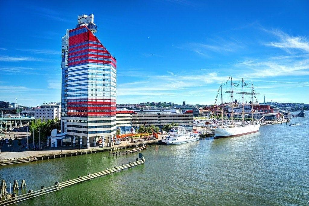 Gothenburg city xl