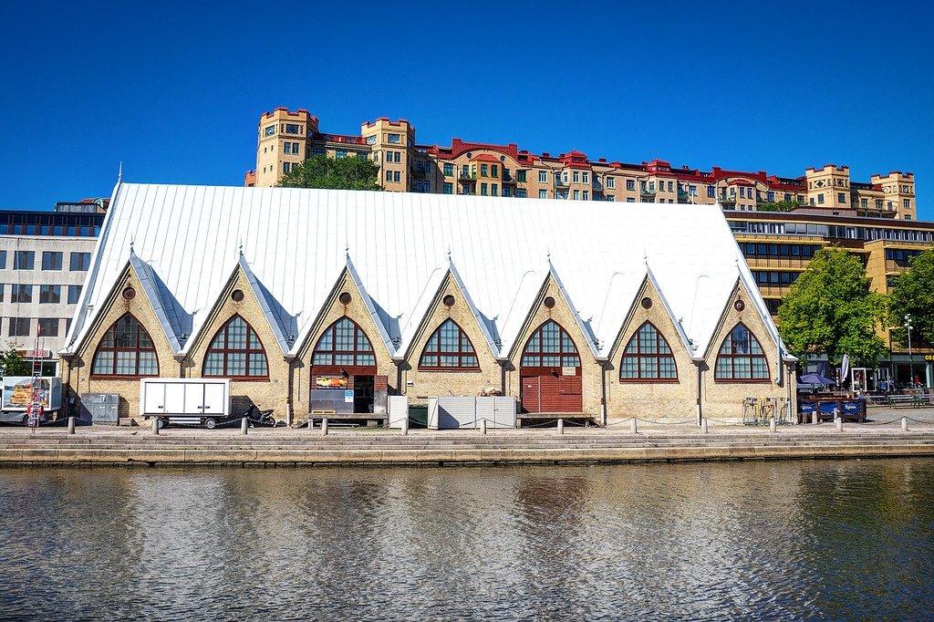Gothenburg Fish Market