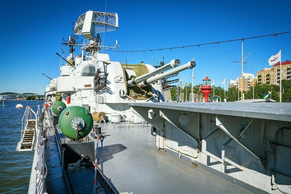 Gothenburg Maritime Museum