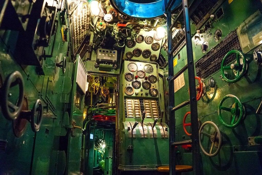 Gothenburg submarine
