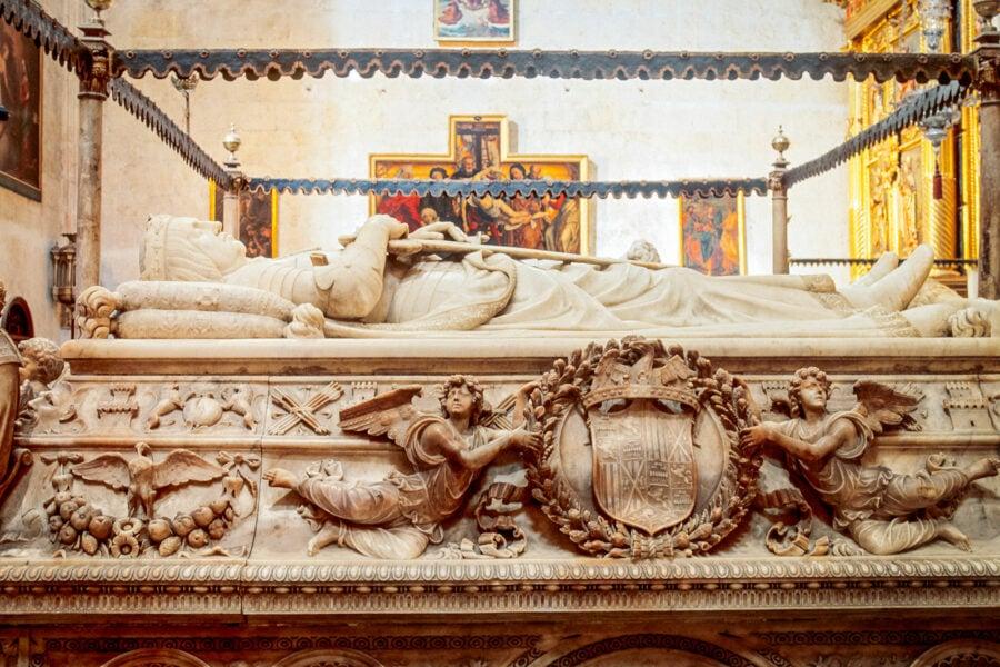 Royal Chapel Crypt