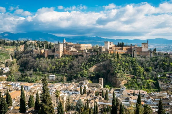 Exploring The Best Of Granada On A Budget (Southern Spain)