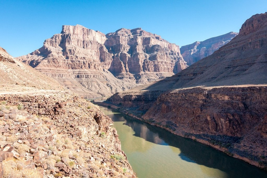 Grand Canyon Helicopter Tour from Vegas
