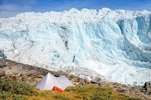 Trekking Greenland's Arctic Circle Trail
