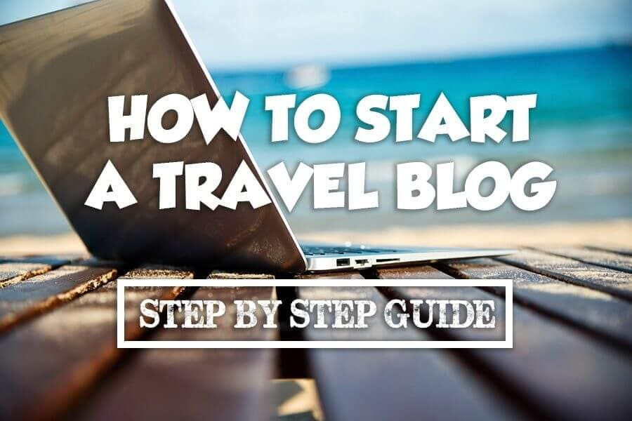 Starting a successful travel blog
