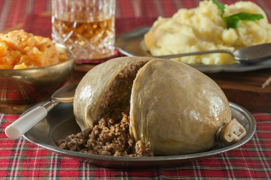 Things To Do In Edinburgh: Eat Haggis
