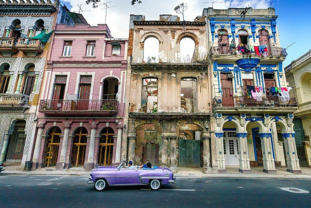 Trinidad Streets in Cuba