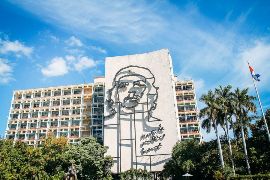 Havana Bucket List: Plaza de la Revolution
