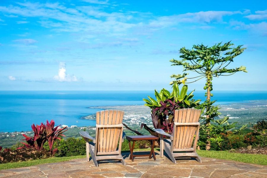 Kona Hawaii View