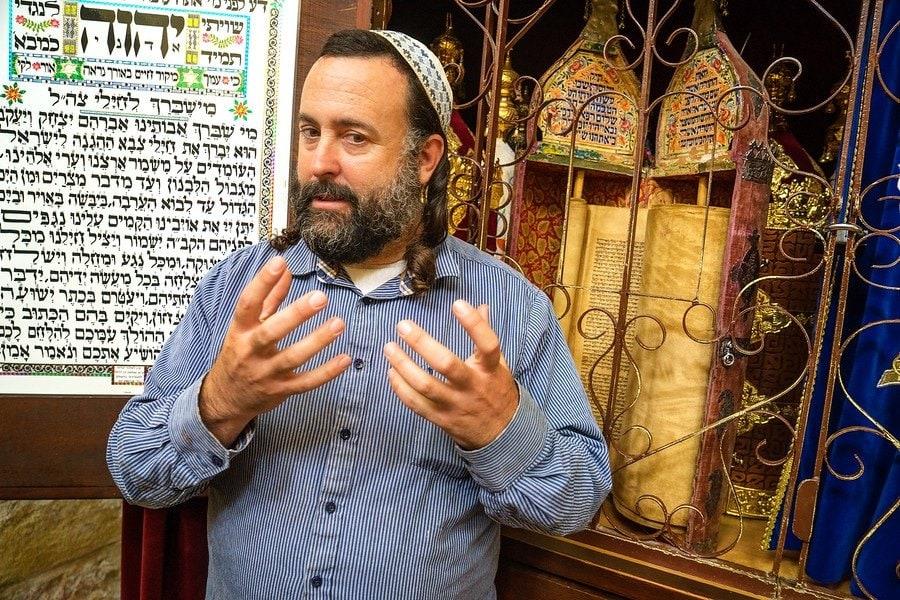 Hebron Synagogue